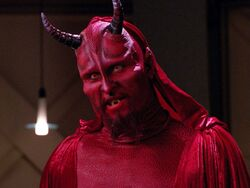 Ardra as the Devil