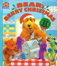 Book.Bear&#39;s Berry Christmas