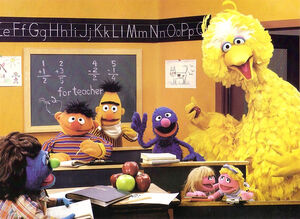 School-sesame