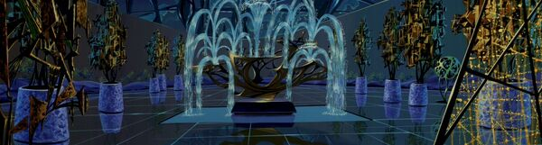 Sarek&#39;s fountain