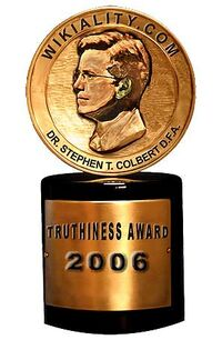 Truthiness award3