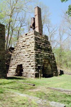 Maramec Iron Works furnace
