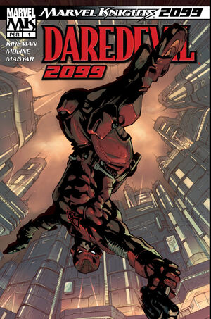 Daredevil 2099 Vol 1 1