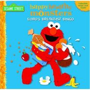 Elmo&#39;s Breakfast Bingo