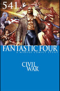 Fantastic Four Vol 1 541