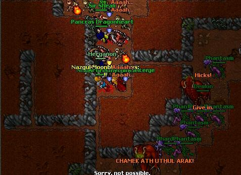 Pits of Inferno Quest Bazir 4