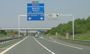 A83 Les Essarts