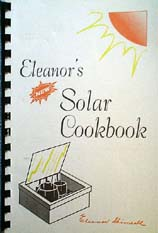 Eleanors Solar Cookbook
