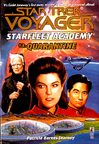 Quarantine academy novel