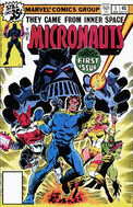 Micronauts Vol 1 1
