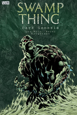 Cover for Swamp Thing (Collections) #1