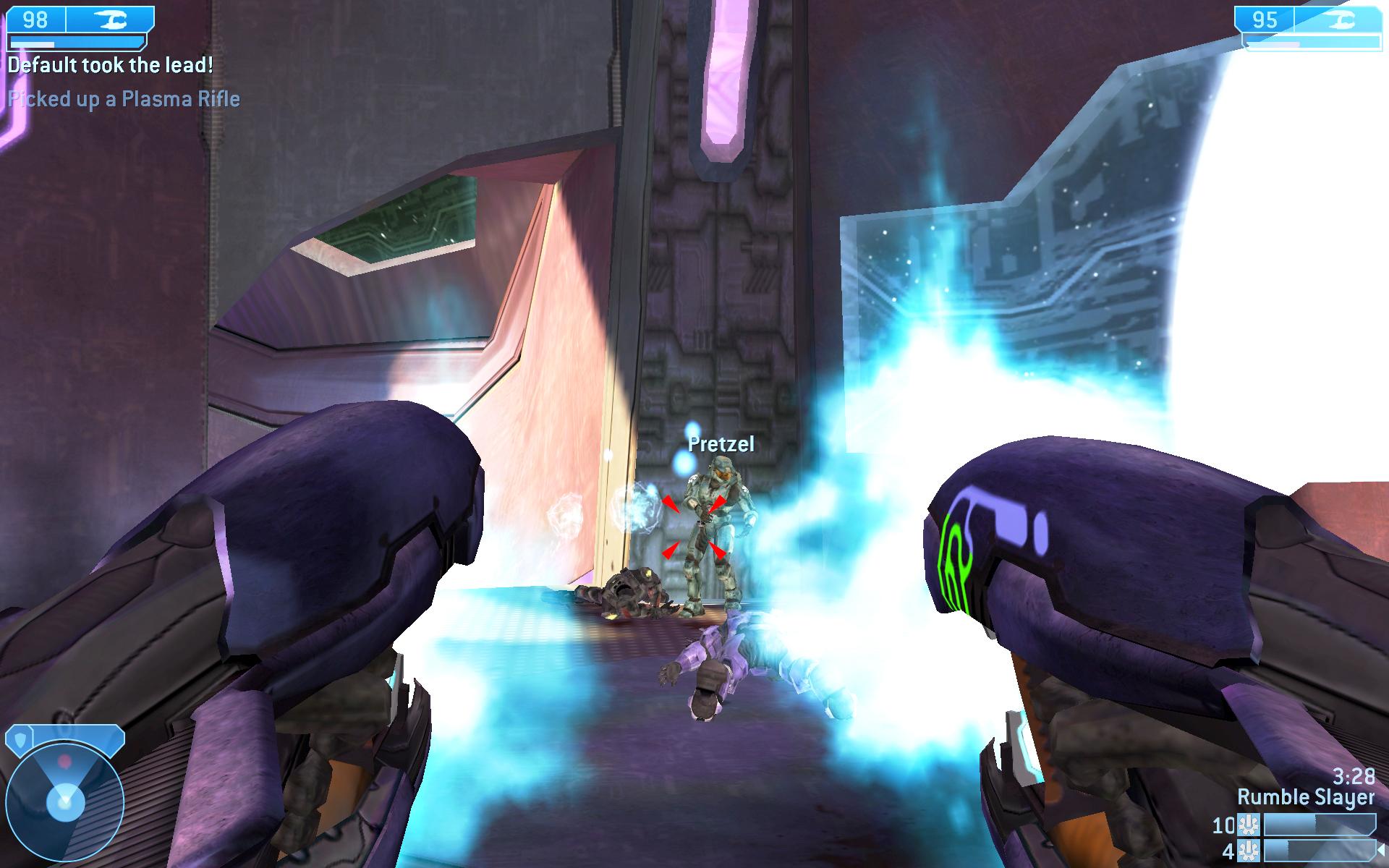 Из игры Halo 2 Обои, картинки и скриншоты (скрины, screenshots