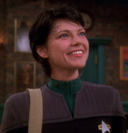 Ezri dax arrival
