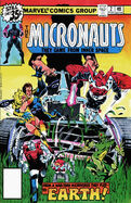 Micronauts Vol 1 2