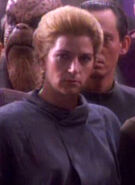 Female Civilian DS9 A Man alone