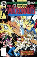 Micronauts Vol 1 3