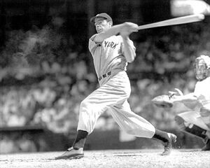 Joe DiMaggio