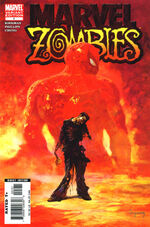 Marvel Zombies Vol 1 1 Third Printing Variant