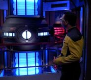 Warp core, Enterprise-D