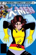 Uncanny X-Men Vol 1 168