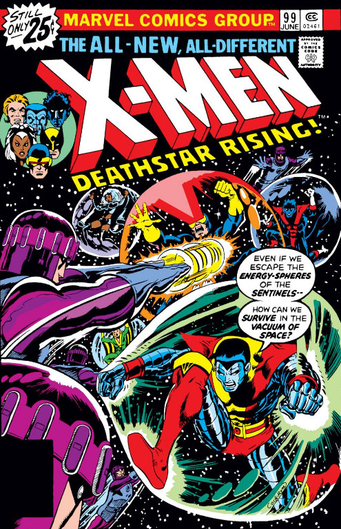 X-Men Vol 1 99
