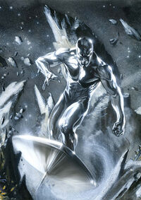 Annihilation Silver Surfer Vol 1 4 Textless