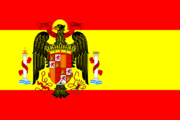 Flag of the Spain Under Franco