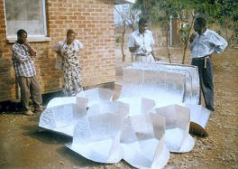 Cookit production in Malawi