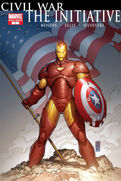 Civil War The Initiative Vol 1 1