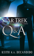 Q&amp;A cover