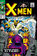 X-Men Vol 1 25
