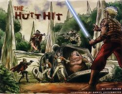 The Hutt Hit SWG5