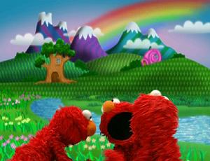 Sesame Street Bert And Ernie Great Adventures Tickle Me Land - Muppe...