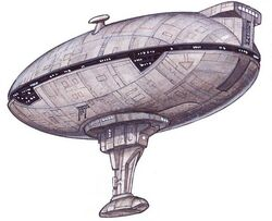 Observation ship