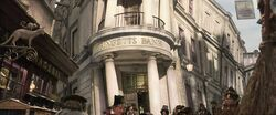 Gringotts bank