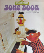 SesameStreetSongbook1971Softcover