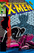 Uncanny X-Men Vol 1 196