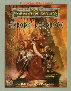 Heroes&#39; Lorebook
