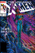 Uncanny X-Men Vol 1 198