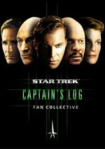 Fan Collective - Captain's Log cover