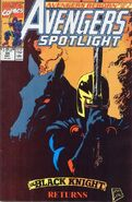 Avengers Spotlight Vol 1 39
