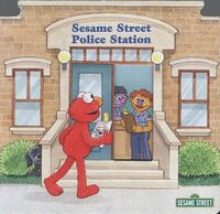 Sesame Street Police Station