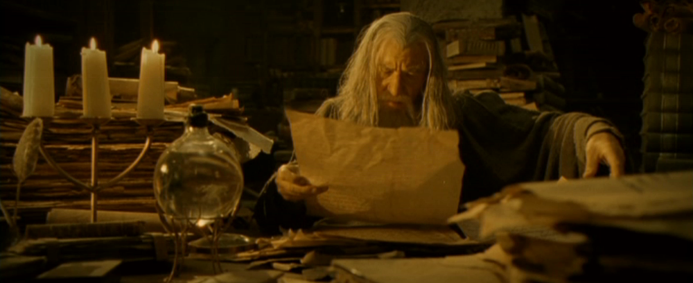 LORD OF THE RINGS WIKI GANDALF