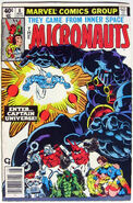 Micronauts Vol 1 8