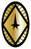 Farragut Command Patch