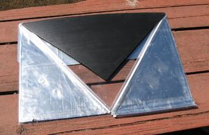 Solar Reflex Pyramid flat
