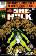 Savage She-Hulk Vol 1 8