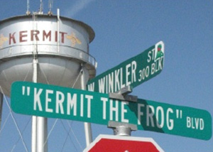 Kermit blvd