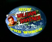 How shatner changed the world