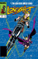 Longshot Vol 1 2